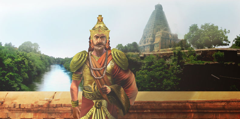 RAJA RAJA CHOLAN THE GREAT (AD 985-1014 CE)