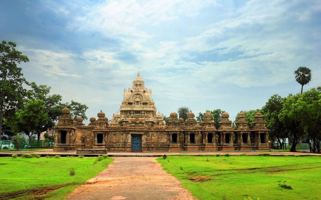 kailasanathar-temple-kanchipuram
