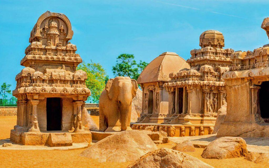mahabalipuram-pancha-rathas