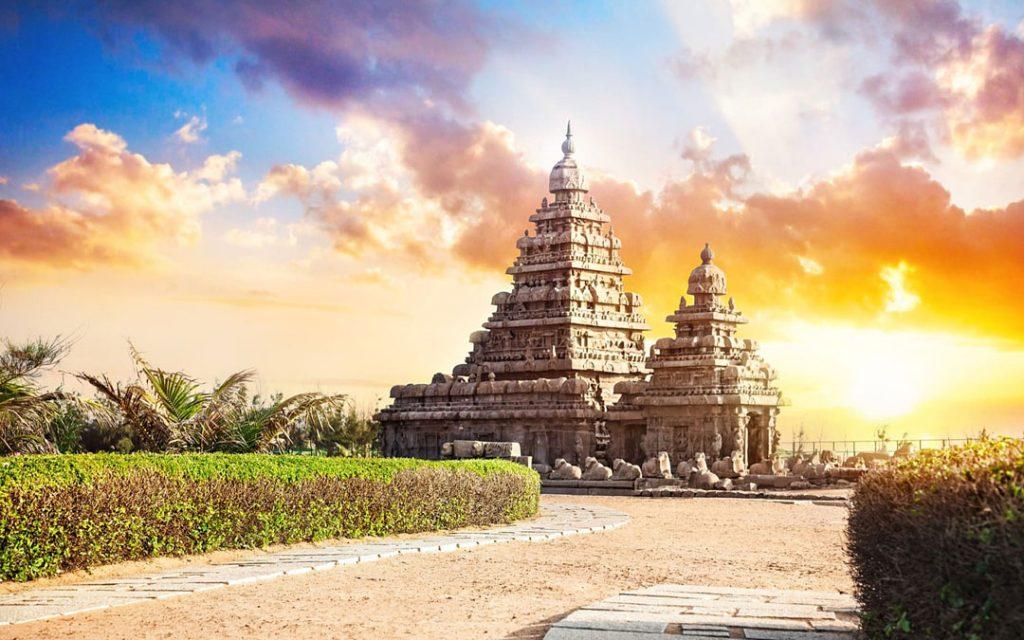 mahabalipuram-seashore-temple
