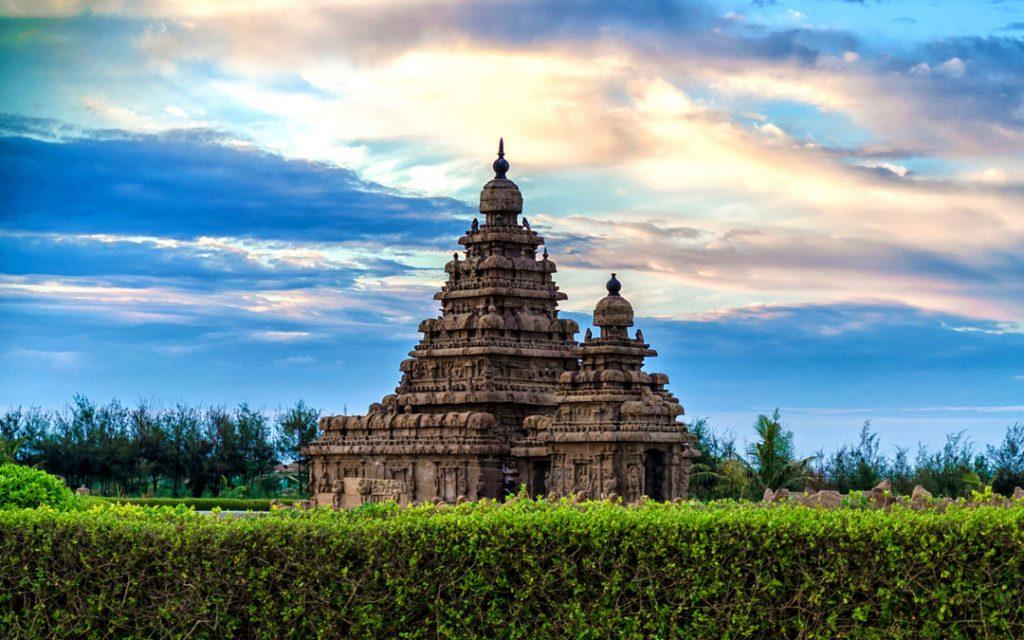 mamallapuram-seashore-temple