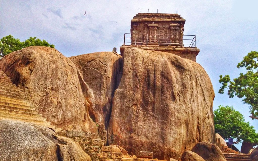 old-lighthouse-mahabalipuram