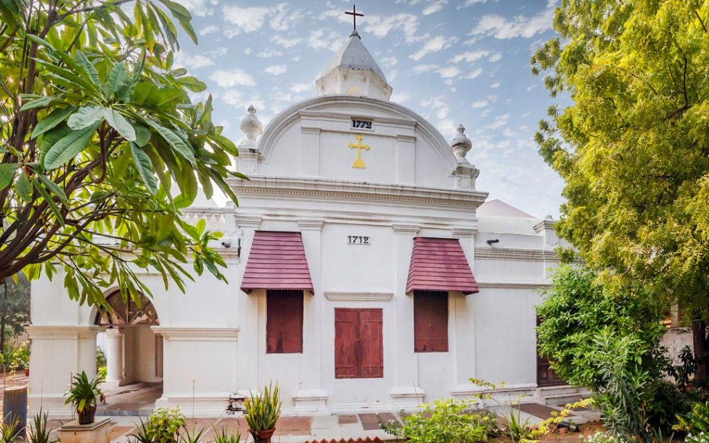 Armenian Church in Chennai