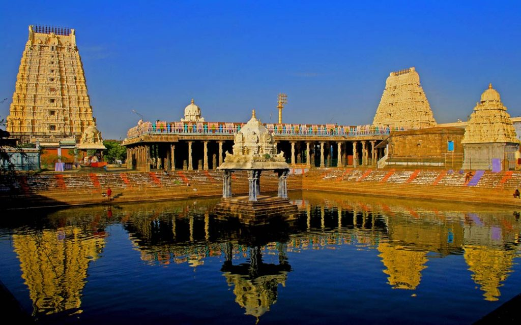 Ekambareswarar temple in Kanchipuram