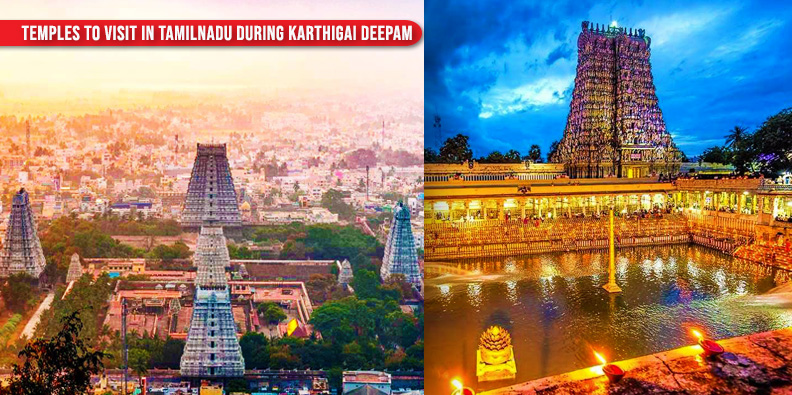Temples To Visit In Tamilnadu During Karthigai Deepam Festival