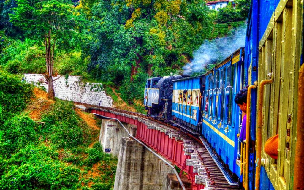 Niligiri Mountain Railways