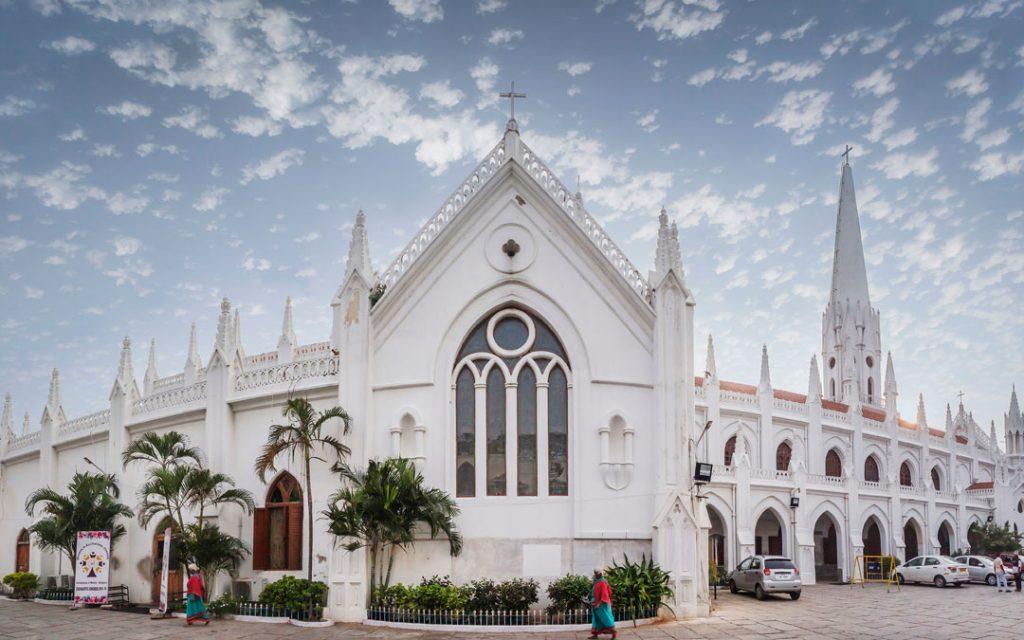 San Thome Basilica is a Roman Catholic minor basilica in Chennai