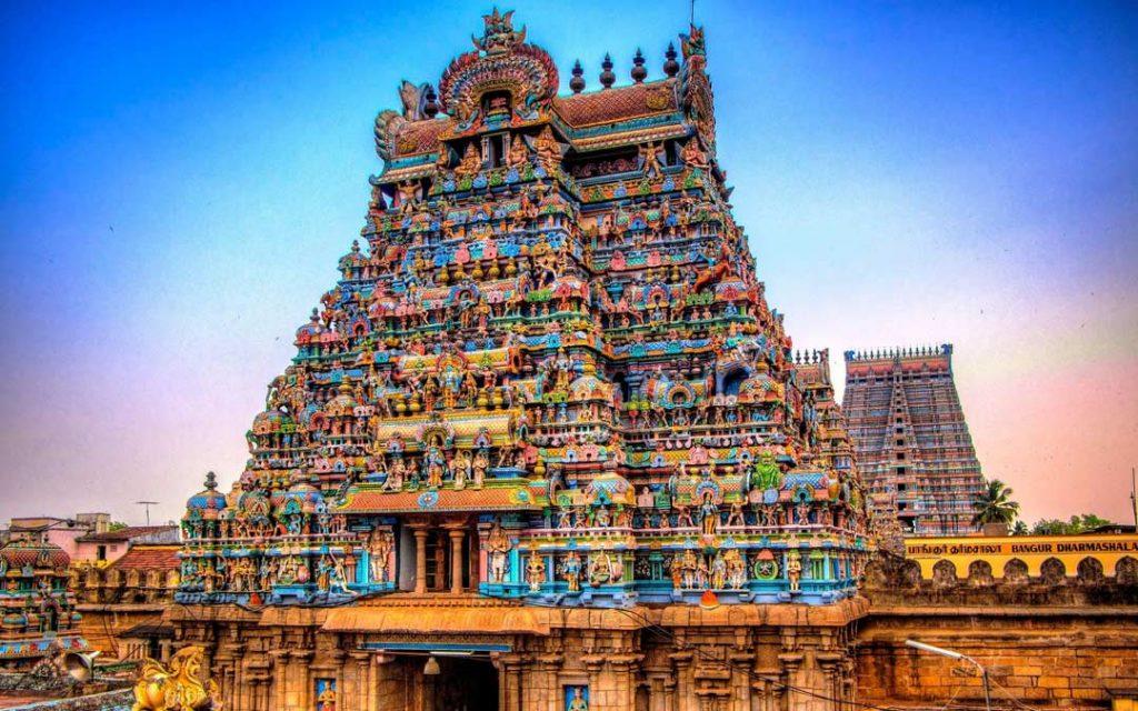 Srirangam Sri Ranganathaswamy Temple,