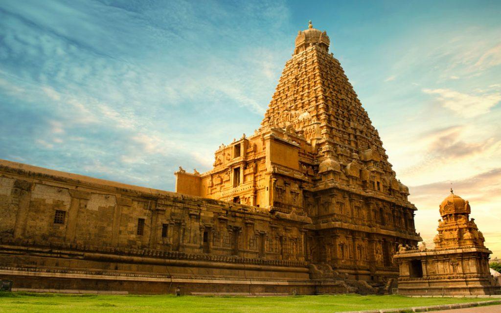 Thanjavur Brihadeeshwarar Temple