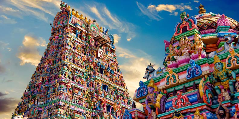 Top 10 Most Famous Temples In Chennai