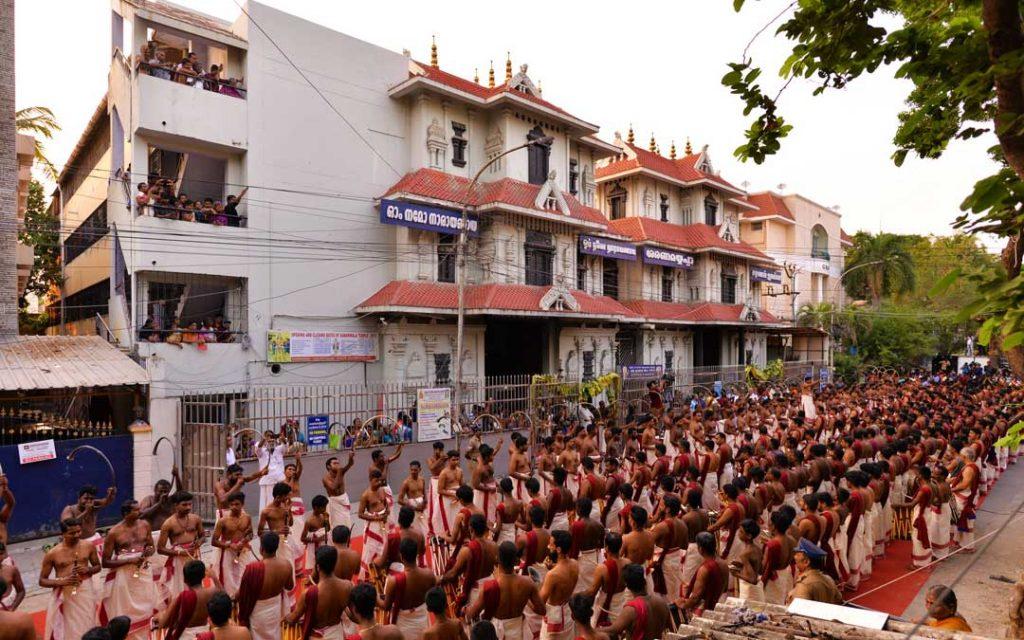 Mahalingapuram Sree Ayyappan Guruvayurappan Temple in Chennai