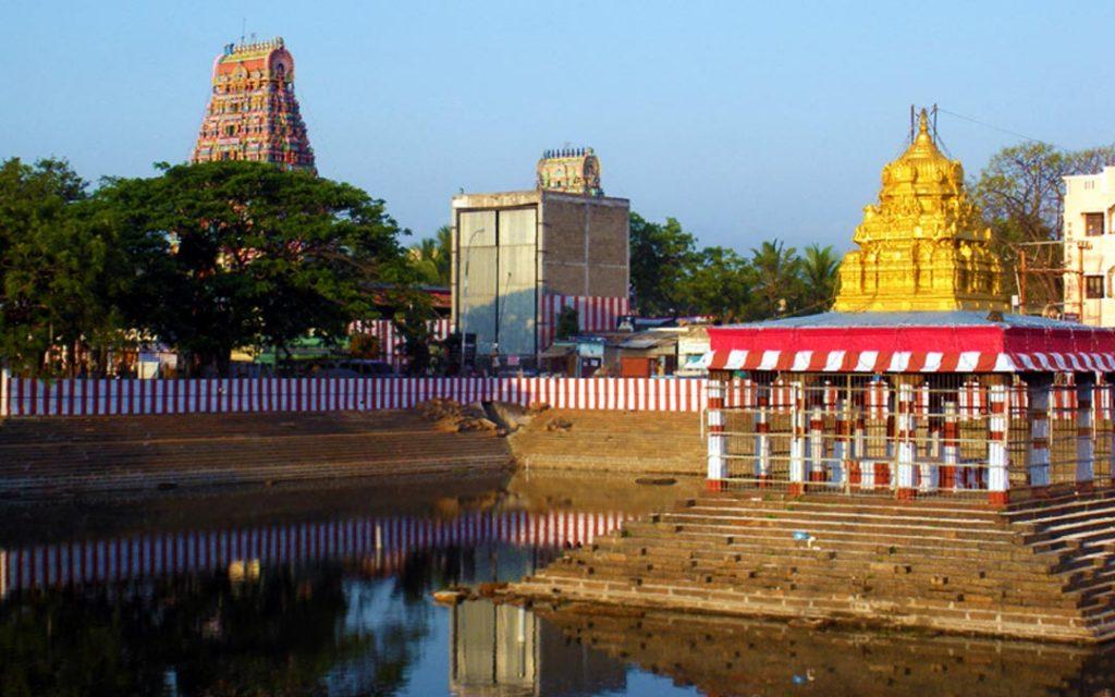 Marundeeswarar Temple Chennai