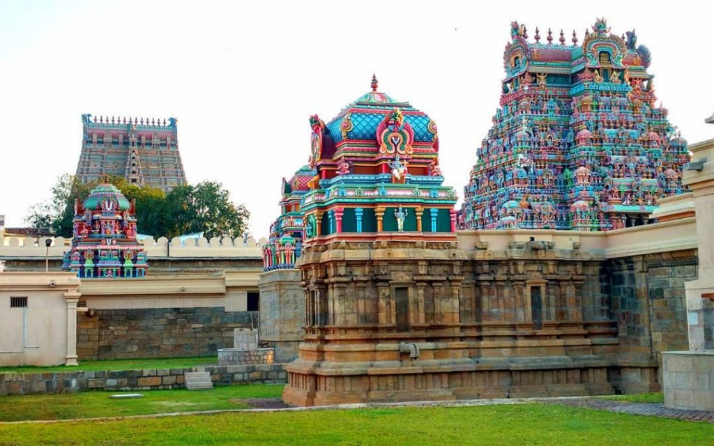 Srirangam Renganathaswamy temple