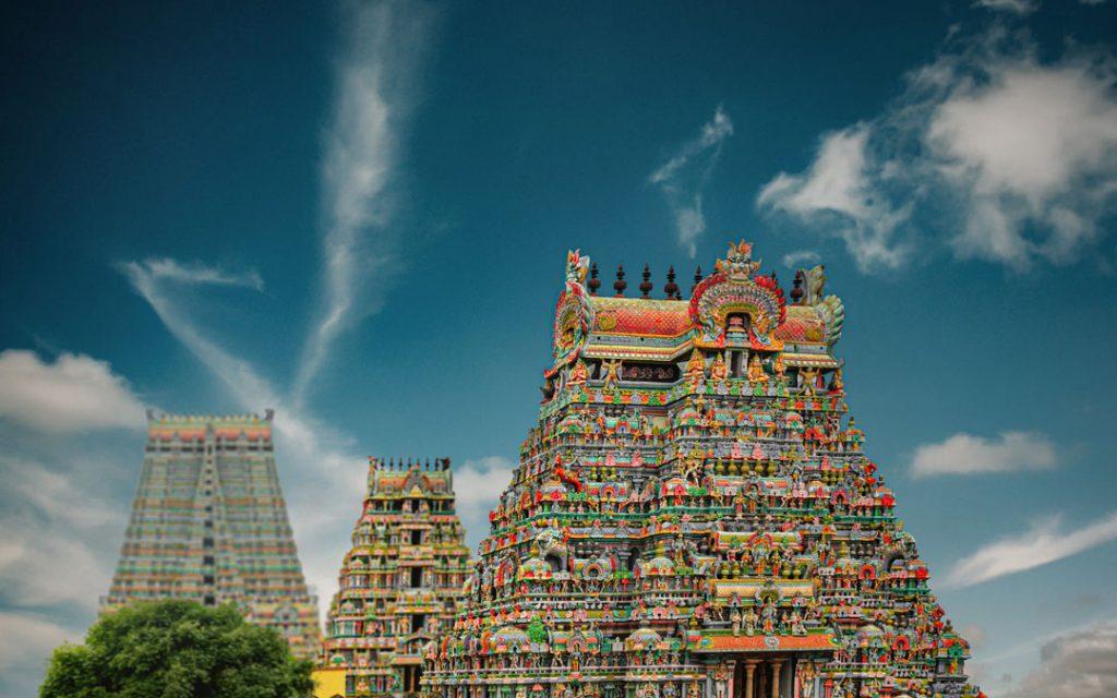 Srirangam Sri Renganathaswamy Temple