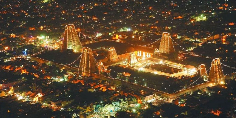 Thiruvannamalai Deepam 2019- A Celebration of Light and Earthen Lamps