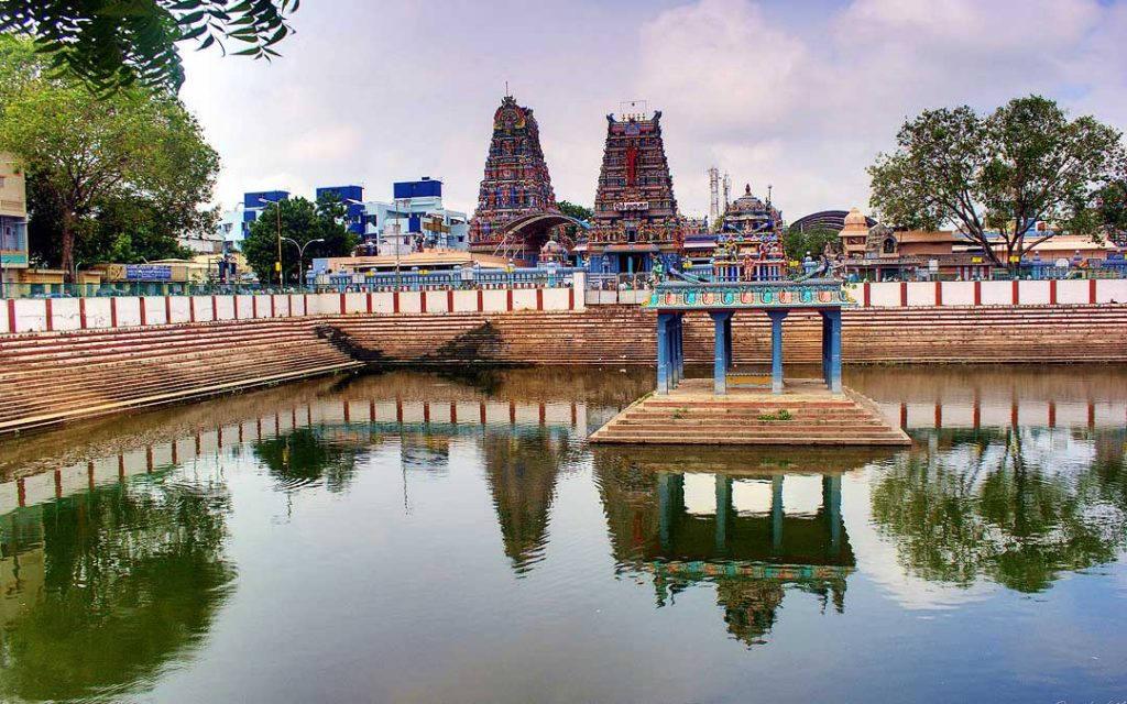 Vadapalani Murugan Temple Chennai