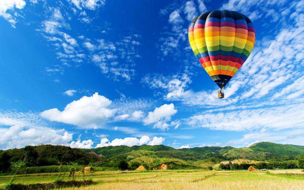 TNIBF 2020 Hot Air Balloon Festival at Pollachi