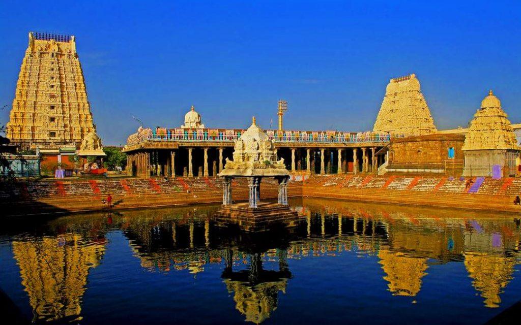 Kanchipuram Ekambareswarar Temple