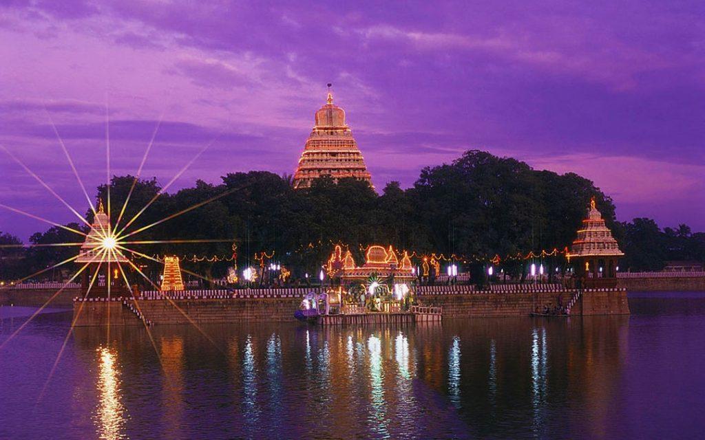 A glimpse of Madurai Teppakulam Festival