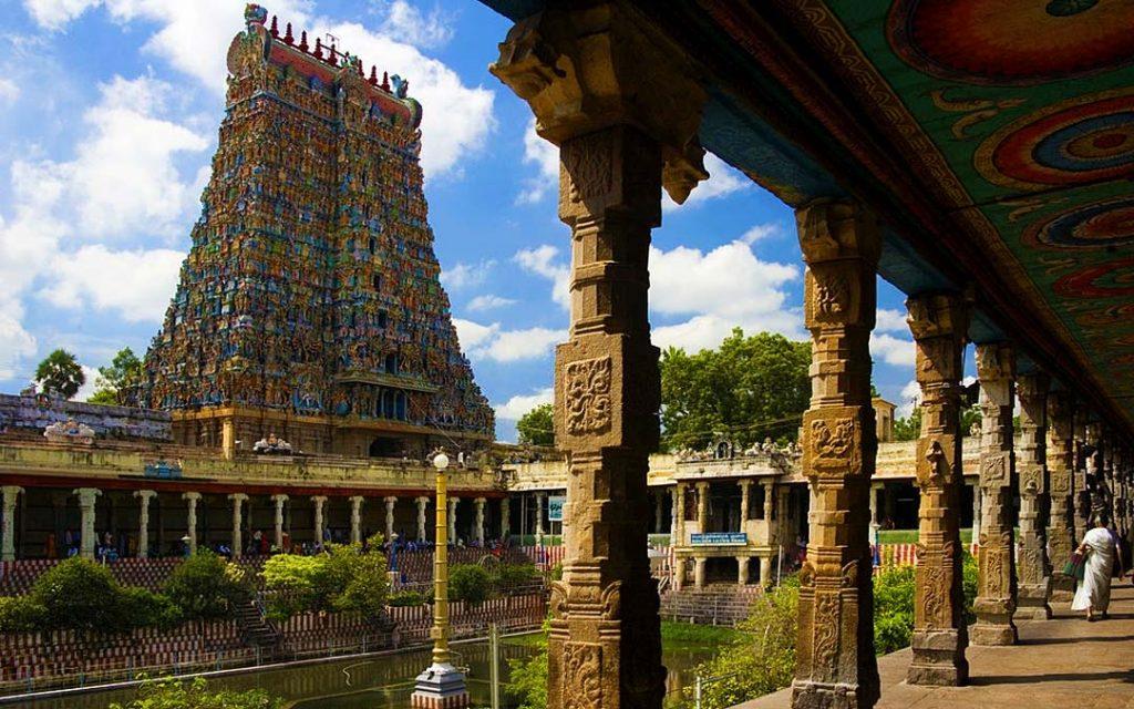 Madurai Meenakshi Amman Temple