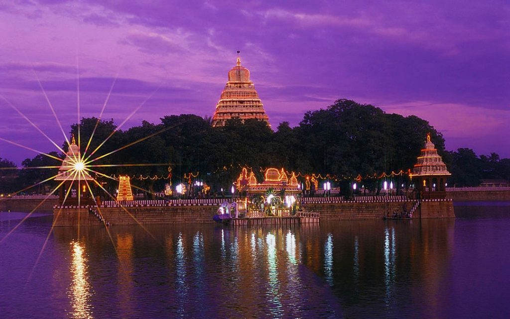 Madurai Teppakulam