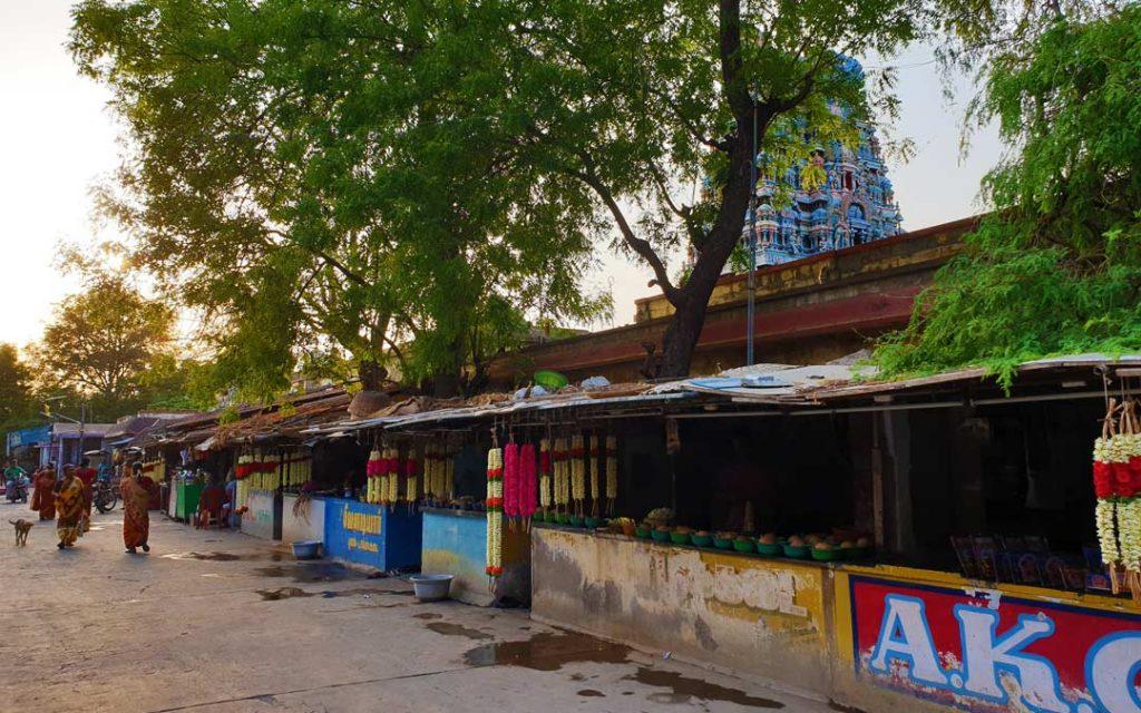 Vayalur Murugan Temple in Trichy
