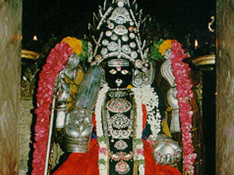 Punnainallur Mariamman Temple