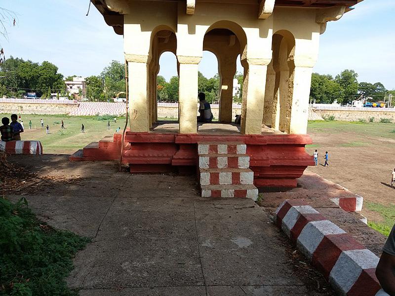 Theppakulam Mariyamman Temple