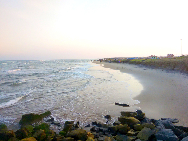 cuddalore beach