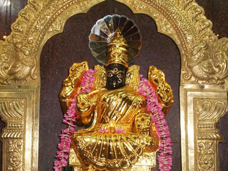 Araikasu Amman Temple - Chennai