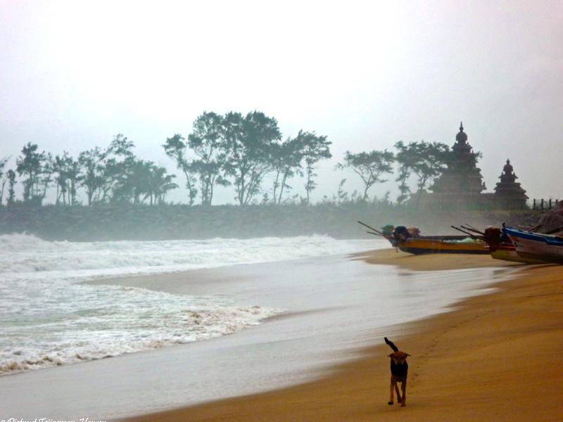 Mahabalipuram Beach - Chennai