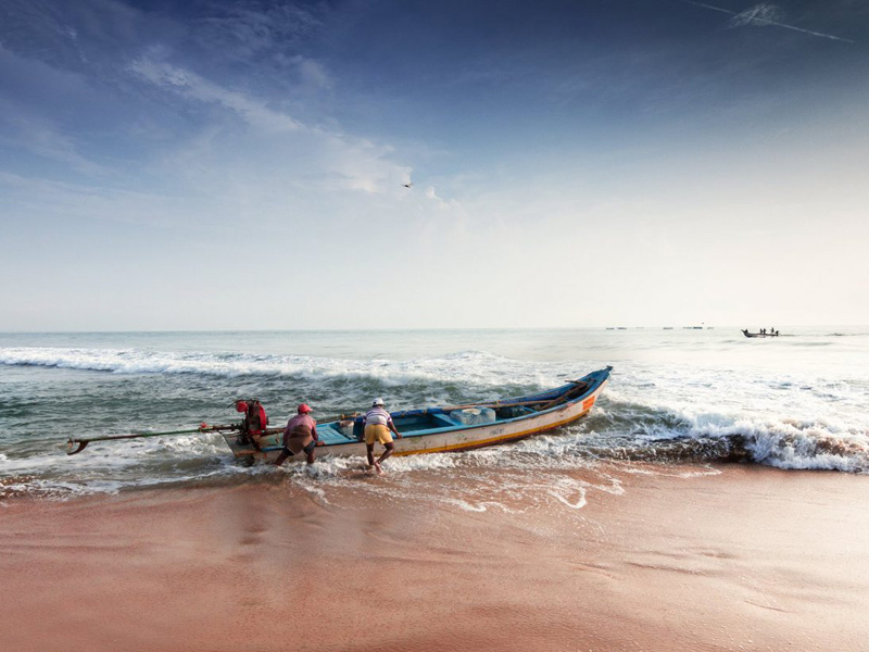Marina Beach - Chennai