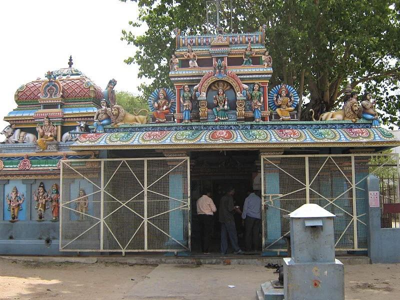 Pachai Amman Temple - Chennai