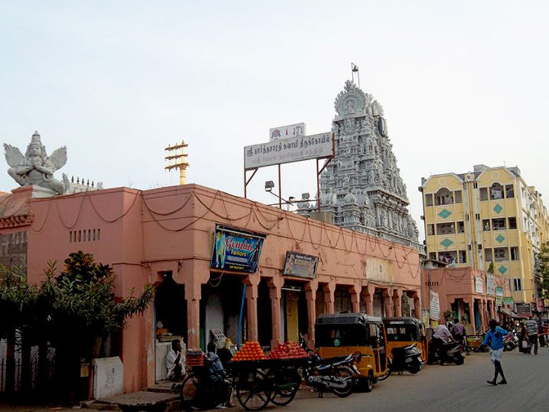 Parthasarathy Temple - Chennai