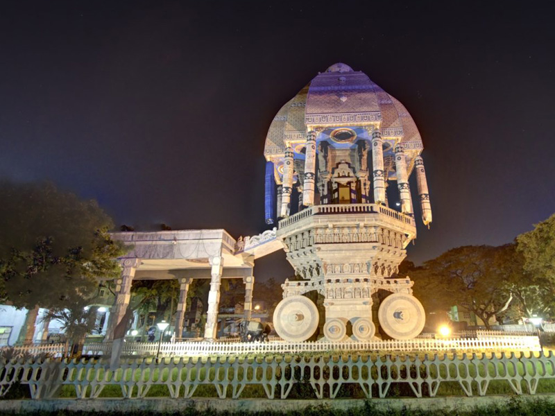 Thiruvalluvar Kottam - Chennai