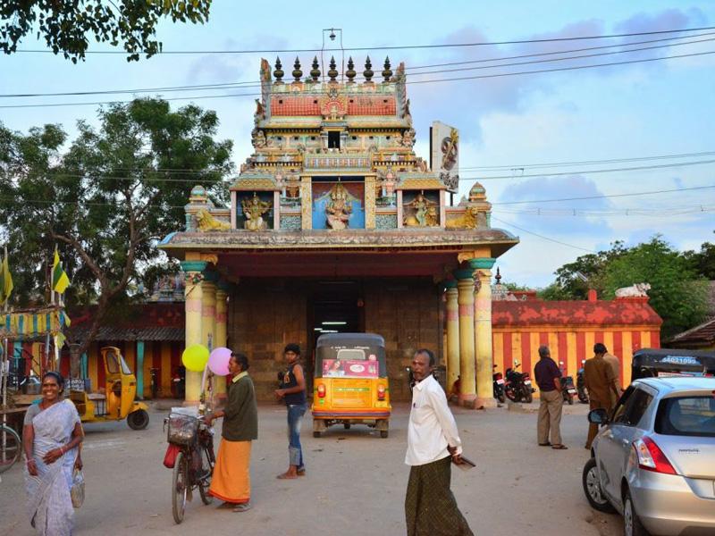 Thillai Kali Amman Temple - Chidambaram