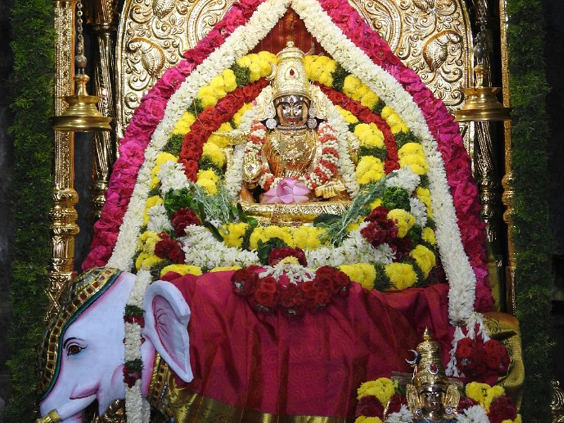 Sharadha Amman Temple - Coimbatore