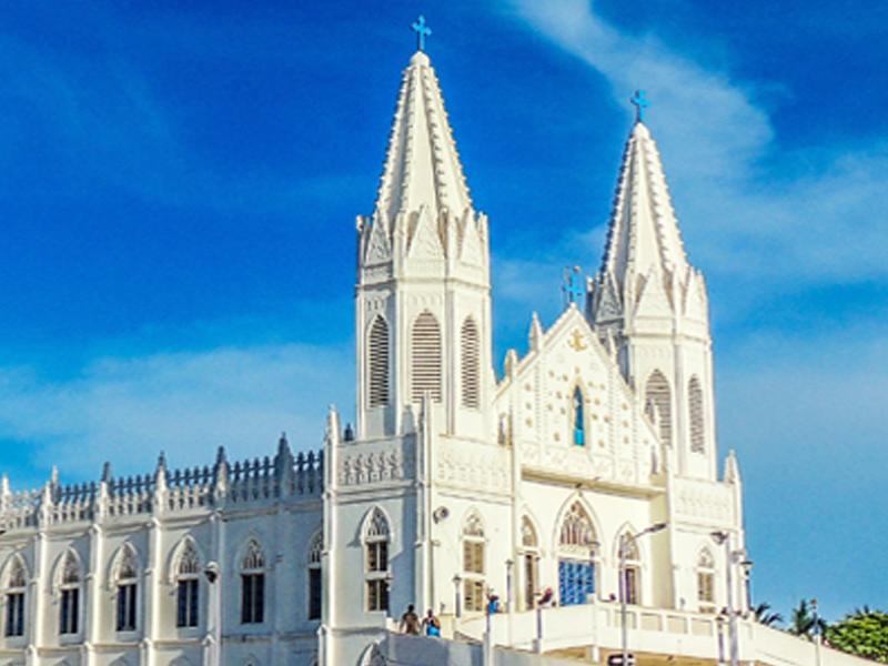 Velankani tourist places