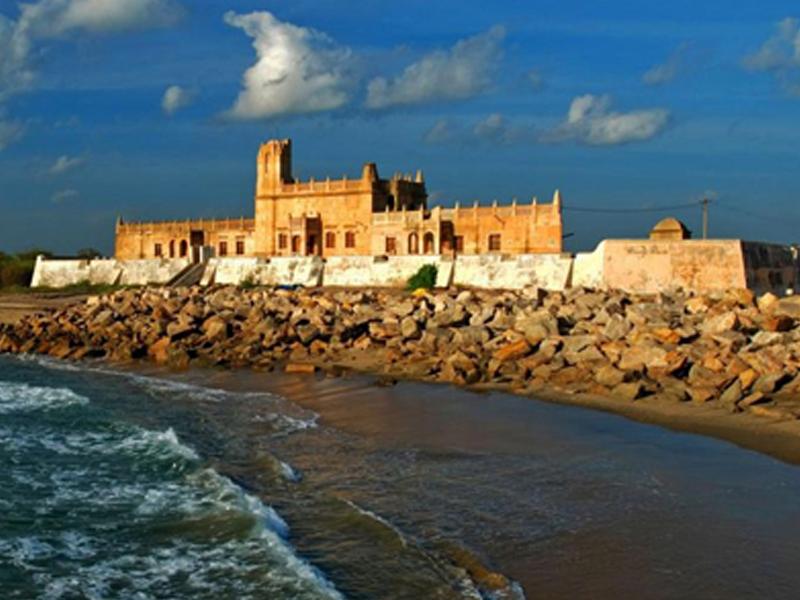 Tharangambadi tourist places