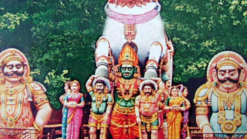 Madapuram Kaliamman Temple