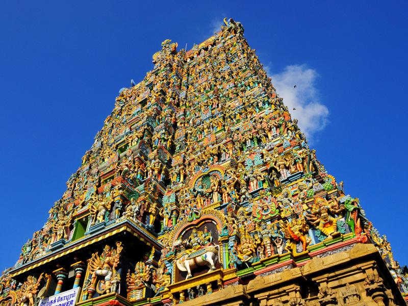 Temples in Madurai
