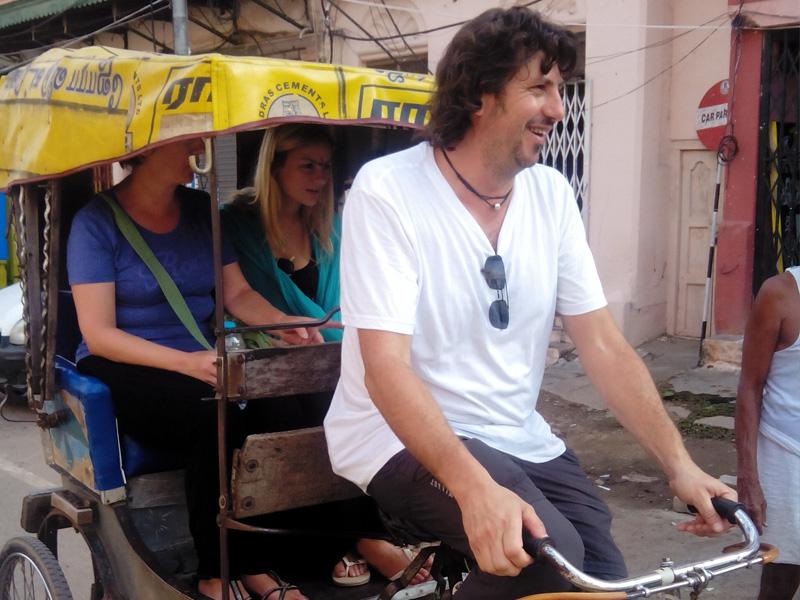 madurai walking tour