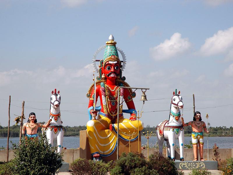 Ayyanar Temples