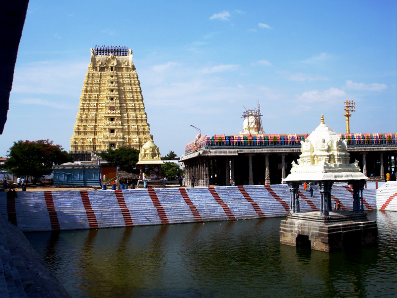 Ekambareshwar Temple