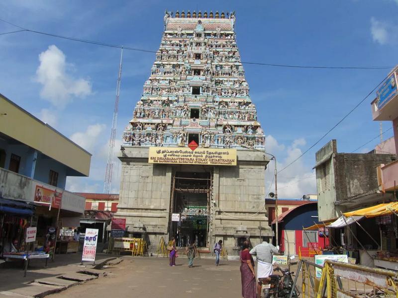 saneswaran Temple