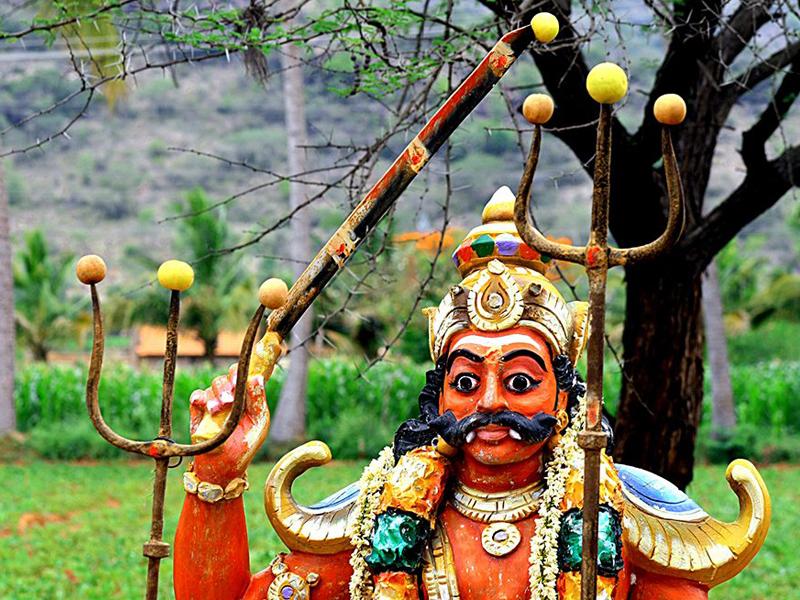 Madurai culture