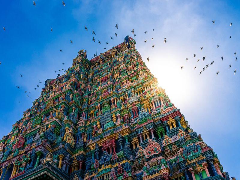 temples in tami lnadu