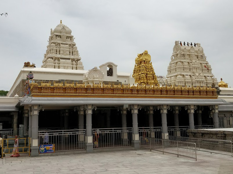 Arrive Chennai, Kanchipuram - Awesome Tamil Nadu Tour Package - Taminadu Tourism Travel