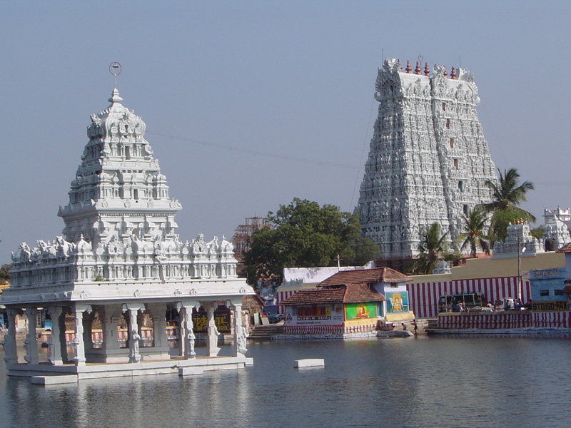 Chennai, Kanchipuram, Tirupati - Tamilnadu Religious Tour Package - Taminadu Tourism Travel