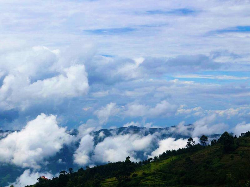 Kukkal Kudiryar Dam, Pallangi Porandalur Dam and Perumalmalai - Palamalai Thalayar trek - Trekking in Kodaikanal Tour Packages - Taminadu Tourism Travel